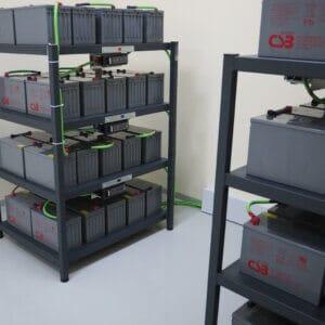 Baterias Sevilla Datacenter