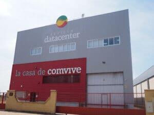 Fachada SevillaDatacenter