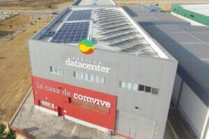 Placas Solares Sevilla Datacenter